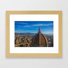 Duomo di Firenze Framed Art Print