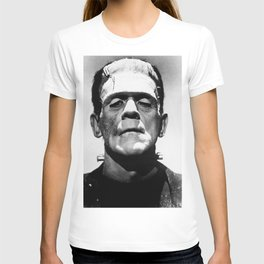 Frankenstein's Monster - Classic Horror Movies T-shirt