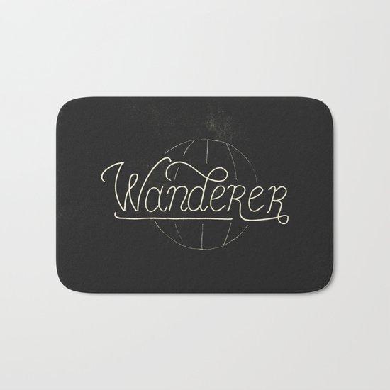 Wanderer Bath Mat