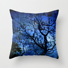 Landscape of My Dreams Throw Pillow