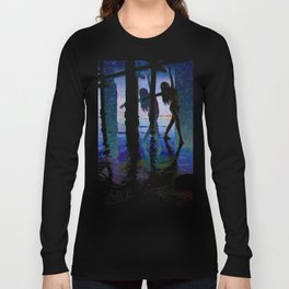 Just One More Step Long Sleeve T-shirt