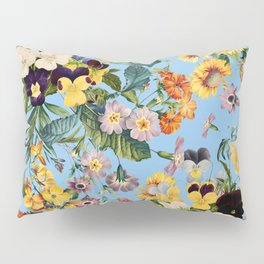Summer Garden IV Pillow Sham