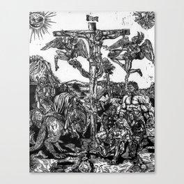 Hemmorrhage Canvas Print