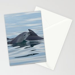 Baby Bottlenose Dolphin Stationery Cards