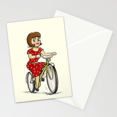 Bicycle. Stationery Cards