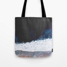 Ocean III (drone photography) Tote Bag
