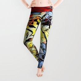 Color Kick - Tiger Leggings