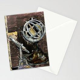 Astrolabe, 3 Stationery Cards