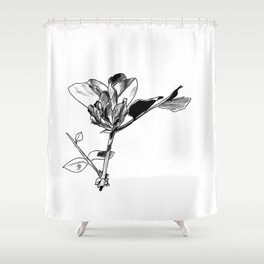 Daily Petals Shower Curtain