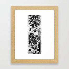 Circle Game Framed Art Print
