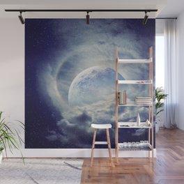Moonlight Shadow Wall Mural