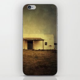 Cabo Polonio House iPhone Skin