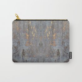 GOLDEN CONCRETE SLAB Carry-All Pouch