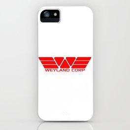 Weyland Corp iPhone Case