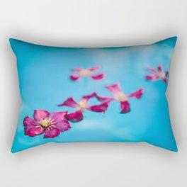 Floating Petals 03 (Set of 3) Rectangular Pillow