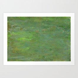 Urtica Art Print
