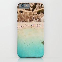 Island Beach II iPhone Case