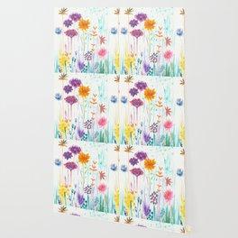 Floral III Wallpaper