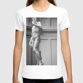 David. T-shirt