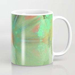 Painted angel wings kaleidoscope Coffee Mug