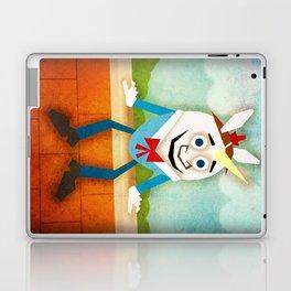 Humpty Dumpty Unicorn Laptop & iPad Skin