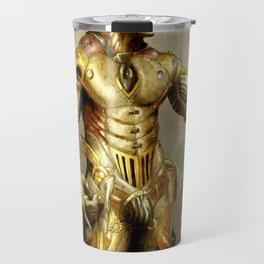 Mr. Steampunk Travel Mug