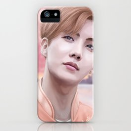 BTS J-Hope iPhone Case