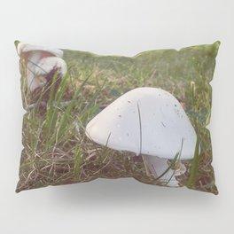 Mushrooms Pillow Sham