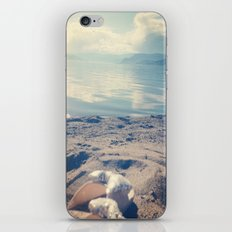 Beach Bows iPhone & iPod Skin