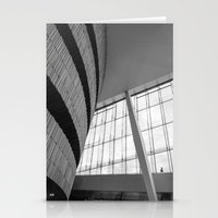 oslo Stationery Cards featuring Oslo Bw by Matt Ho