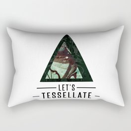 Alt-j Rectangular Pillow