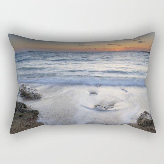 Atlantic Ocean. Rectangular Pillow