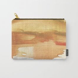 Peru colored watercolor design Carry-All Pouch