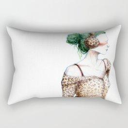 Seulement Once Rectangular Pillow