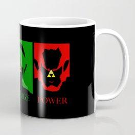 THE LEGEND OF ZELDA: TRIFORCE MEANING Coffee Mug