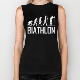 Biathlon Evolution Biker Tank