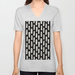 Stitched Unisex V-Neck