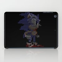 sonic iPad Cases featuring Sonic by Anastase Kyriakos