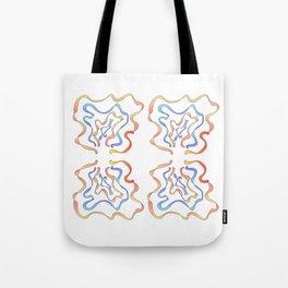 ribbon 3-ornamental,fabrics,fashion,decorative,girly,gentle Tote Bag