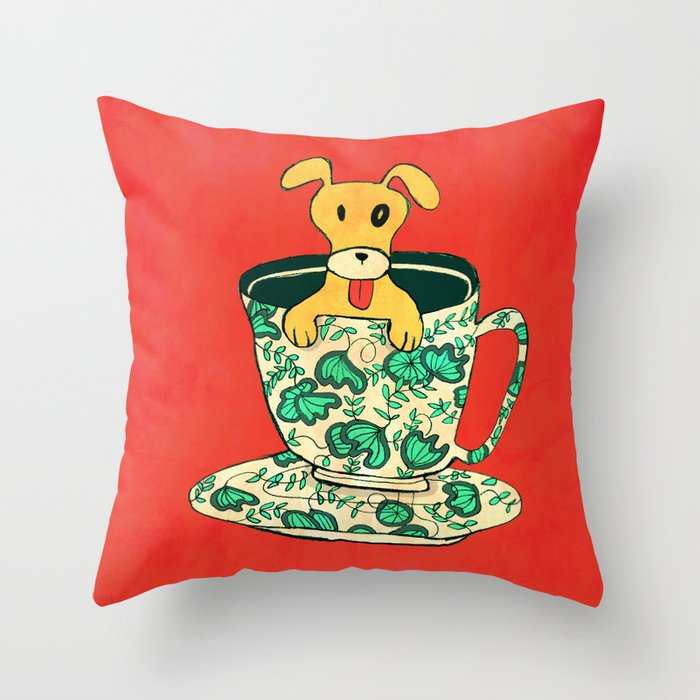 Dinnerware Sets - puppy in a teacup