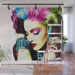 Madonna Pop Start Wall Mural