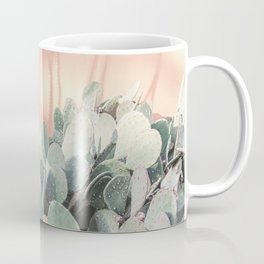 Scenes from Marfa II x Pink Cactus Art Coffee Mug