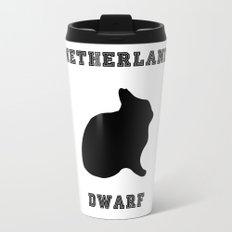 Netherland Dwarf Print Travel Mug