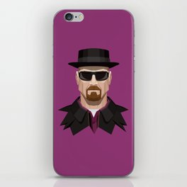 Breaking Bad - Heisenberg iPhone Skin