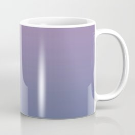 Gradient Dawn Pink Purple Blue Coffee Mug