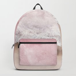 Pink Sea Backpack