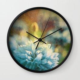 Blue Yonder Wall Clock