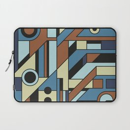 De Stijl Abstract Geometric Artwork 3 Laptop Sleeve