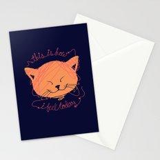 I'm Happy Stationery Cards