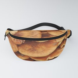 Mushrooms 3 Fanny Pack